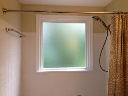 Windows In Bathroom Showers What To Do If You A Window In Your Shower Install A