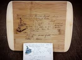 cutting board engraved top 10 personalized gifts appleton trophy
