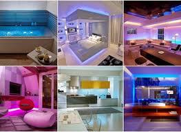 Led Lights For Home Interior Using LED Lighting In Interior Home - Led lighting for home interiors