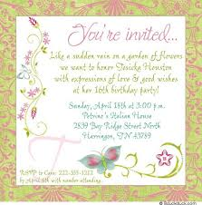 invitation greetings birthday invitation wording kawaiitheo