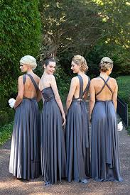 silver wedding dresses for brides the 25 best convertible bridesmaid dresses ideas on