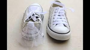 wedding shoes converse pinkposh converse bridal shoes