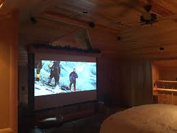 4k home theater projector projector install in rye nh 4k projector install in rye nh 03870