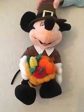 mickey mouse thanksgiving ebay