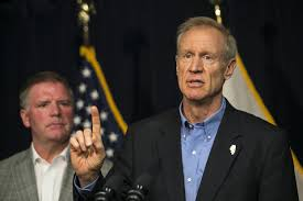 gov bruce rauner signs bill permitting taxpayer funded abortions