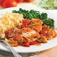 recettes cuisine poulet cacciatore recettes cuisine et nutrition pratico pratique