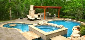 covered outdoor kitchens with pool kitchens total backyard outdoor