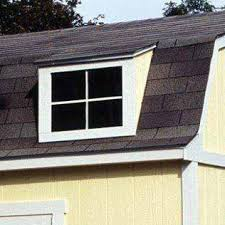 Decorative Dormers Accessories For A Beautiful U0026 Fully Functional Shed