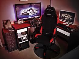 bureau pour gamer chaise de bureau gamer le top fait par des joueurs professionnels