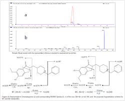 comparison of metabolism of donepezil in rat mini pig and human
