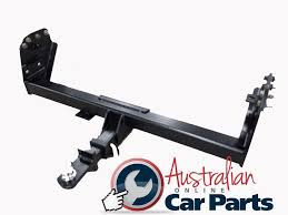 tow bar u0026 wiring suitable for mitsubishi triton genuine ml mn 2010
