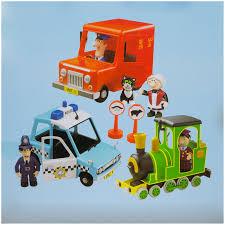 u0026m postman pat friction action 3 vehicle playset 271613 u0026m
