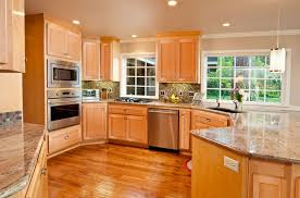 Wood Floor Ideas For Kitchens Hardwood Floor In The Kitchen Interesting On Floor Throughout Wood