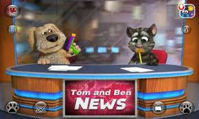 talking ted apk talking tom ben news apk simulation standalone android