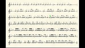 rhythm reading worksheets worksheets