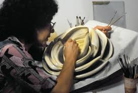 judy chicago dinner table a talk with judy chicago from the dinner party to present day