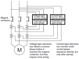 measuring motor protective relays technical guide australia