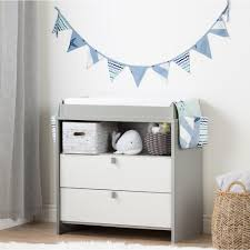 South Shore Changing Table South Shore Changing Table With Whale Runner And Pennant