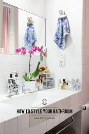 fascinating 6 bathroom styling tips for styling a bathroom home