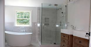 Bathroom Shower Door by Signature Glass Inc Experts In Glass Shower Enclosures