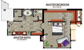 master bedroom suite floor plans 5 master suite design concepts professional builder