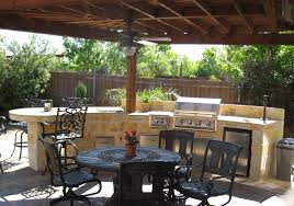 ideas for outdoor kitchens outdoor kitchens by premier deck and patios san antonio tx