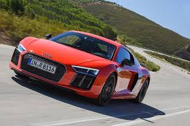 audi r8 features we review the audi r8 v10 plus from price to economy and all its