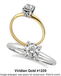 Solitaire Wedding Rings by Diamond Solitaire Engagement Rings With Illusion Setting In Yellow
