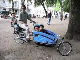 siege velo vtt le vélo brouette le cabby de eric