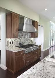 walnut kitchen cabinets kitchen contemporary with modern hardware