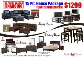Bedroom Furniture Package 3 Room Furniture Packages Whole House Houston