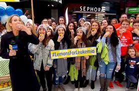 The Challenge Lemons For Leukemia Meet The Best Friends The Viral