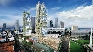 Tel Aviv Future Skyline Building The Future Singapore U0027s Stunning Architectural Projects