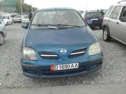 nissan almera tino 2003 купить в бишкеке nissan almera tino 2003 года цена 26428 с