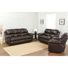 Leather Reclining Sofa Loveseat by Living Room Sets Leather Recliner U2013 Modern House