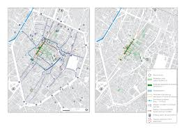 from pedestrian area to urban project assets and challenges for