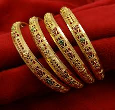 bangle bracelet ebay images Indian women traditional kada bangle set wedding bracelets bridal jpg