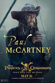 Paul Mccartney Halloween Costume Pirates Caribbean 5 Paul Mccartney Role Explained