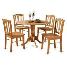 Light Oak Kitchen Table And Chairs - dining room kitchen table tables ebay