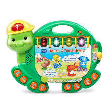 vtech table touch and learn amazon com vtech touch and teach turtle book toys games