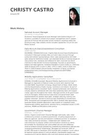 account manager resumes national account manager resume sles visualcv resume sles