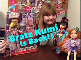 new bratz 2016 study abroad wave 2 kumi to doll unboxing