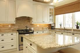 Kitchen Countertops Backsplash - white kitchen cabinets with granite precious 28 backsplash ideas