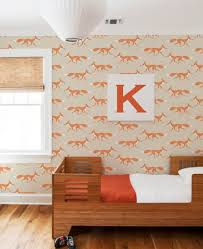 fox animal wallpaper peel and stick