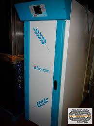 chambre fermentation armoire de pousse 600 x 800 bouton 68s occasion 4 200 00 ht