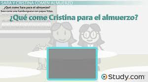 present progressive tense in spanish video u0026 lesson transcript
