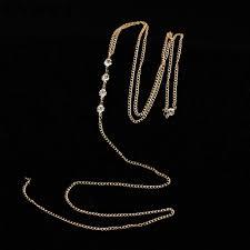 collier dos nu achetez en gros or toile de fond collier en ligne à des grossistes