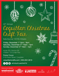 37th annual coquitlam christmas craft fair daily hive vancouver