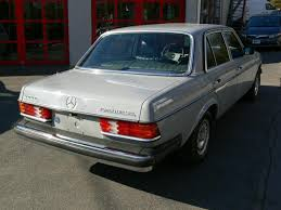 mercedes 300 turbo diesel for sale 1983 mercedes 300d turbo diesel w123 sedan great