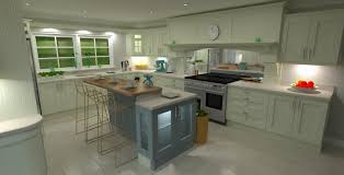 Kitchen And Bedroom Design 3d Designing Free Designs Available Brook Interiors